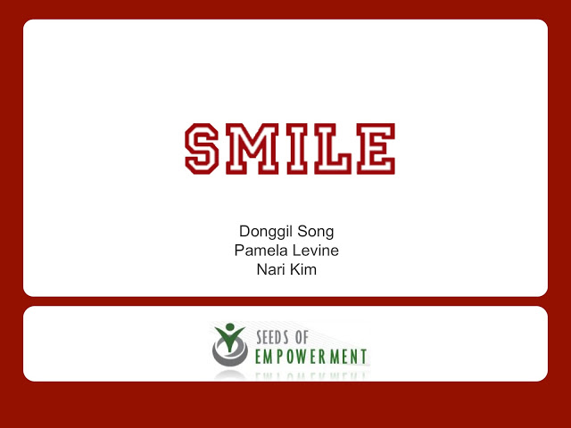 121027. Donggil. SMILE. Intro + Workshop 3