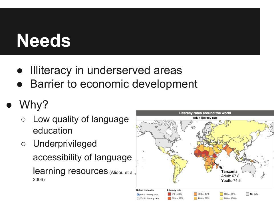 141106. Swahili. AECT. Presentation (1)