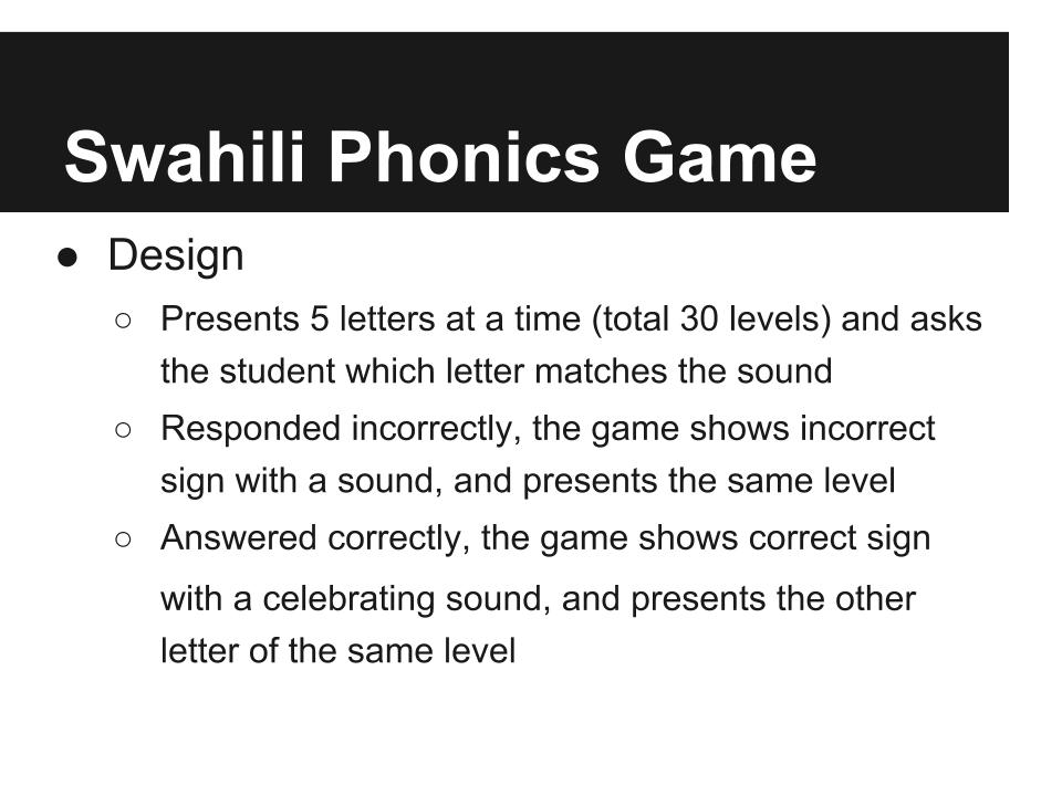 141106. Swahili. AECT. Presentation (10)
