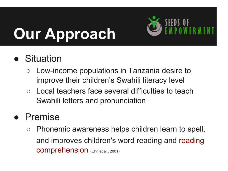 141106. Swahili. AECT. Presentation (4)