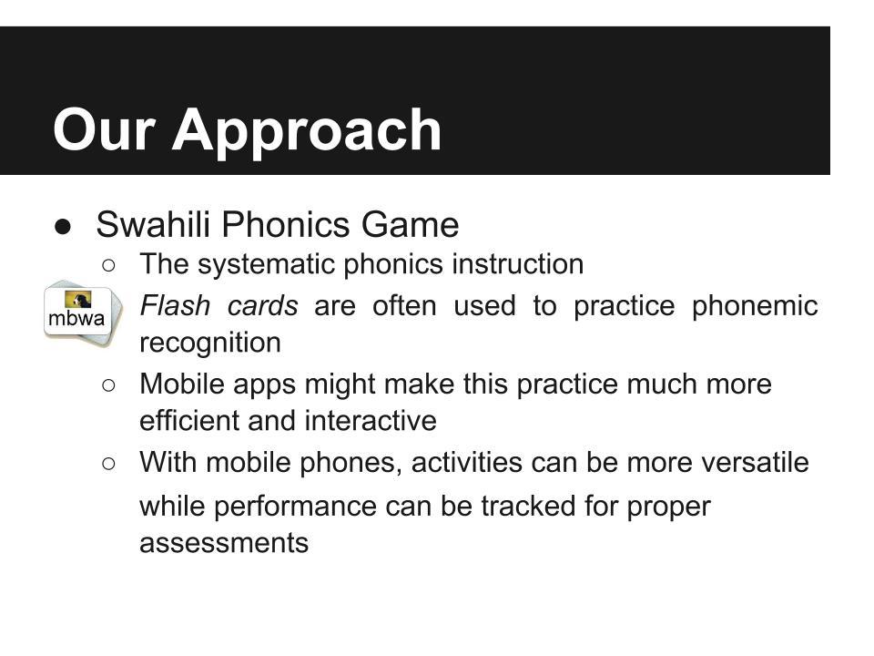 141106. Swahili. AECT. Presentation (5)