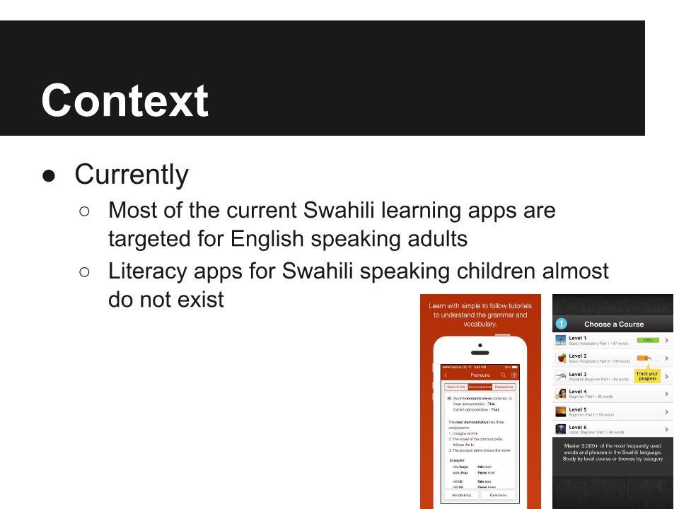 141106. Swahili. AECT. Presentation (6)